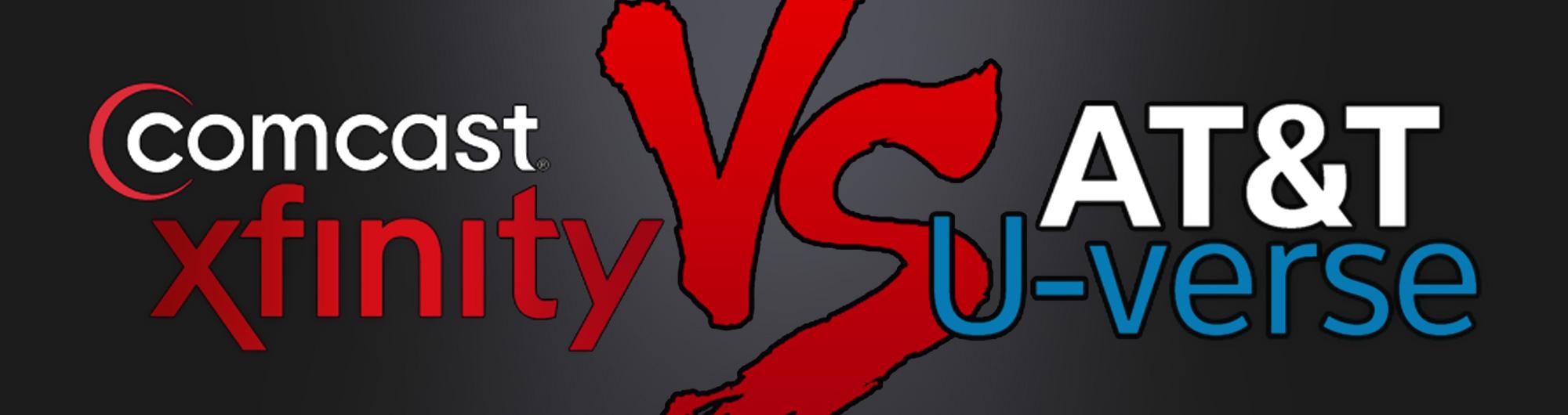 Comcast Xfinity vs ATT U verse Fix my PC Store