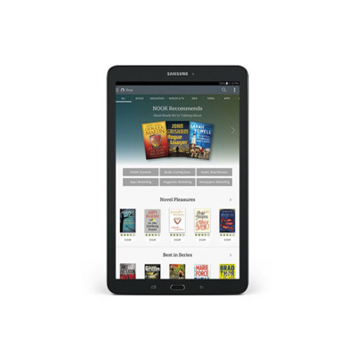 Barnes & Noble Samsung Galaxy Tab E Nook