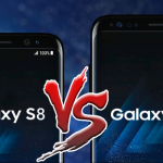 Galaxy S8 vs S8 Plus and unBoxing